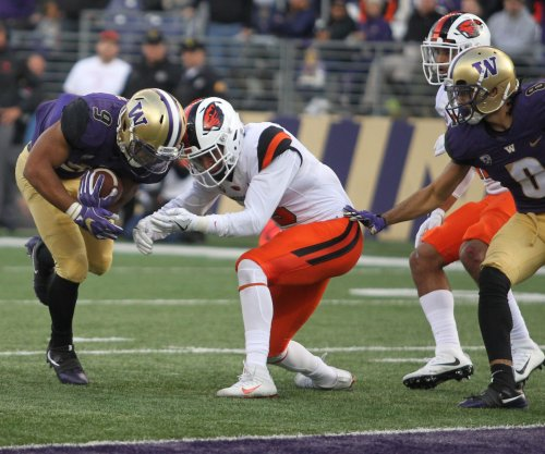 No. 6 Washington Huskies, Oregon State Beavers preview: Myles Gaskin regaining form