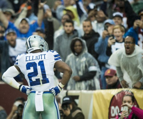 Ezekiel Elliott: Dallas Cowboys' RB to begin suspension