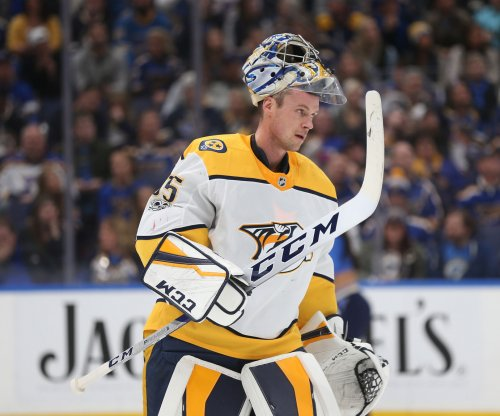 Pekka Rinne, Nashville Predators continue to stymie Chicago Blackhawks