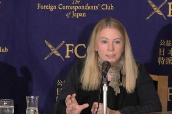 Catherine Fisher asks Japan to prosecute more U.S ...