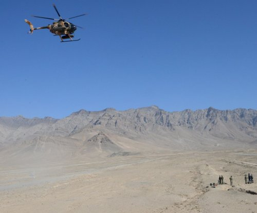 Afghan military leader, 24 others killed in helicopter crash