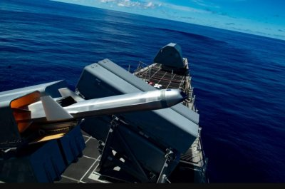 Naval Strike Missile launched in Indo-Pacific region for first time