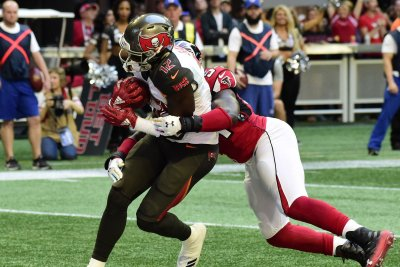 Tampa Bay Buccaneers' Chris Godwin ruled out vs. Houston Texans