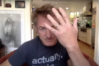 Sean Penn confirms marriage: 'We did a COVID wedding'