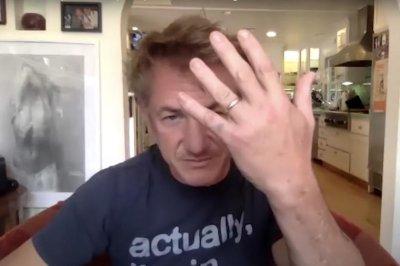 Sean Penn confirms marriage: 'We did a COVID wedding'