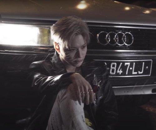 SHINee's Taemin films '2 Kids' music video in behind-the-scenes look
