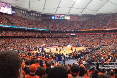 N.Y. COVID-19 rules allow college sports teams to allow fans beginning Friday