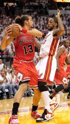 Bulls' Noah fined $50K after anti-gay slur