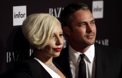 Lady Gaga, Taylor Kinney reportedly held a commitment ceremony
