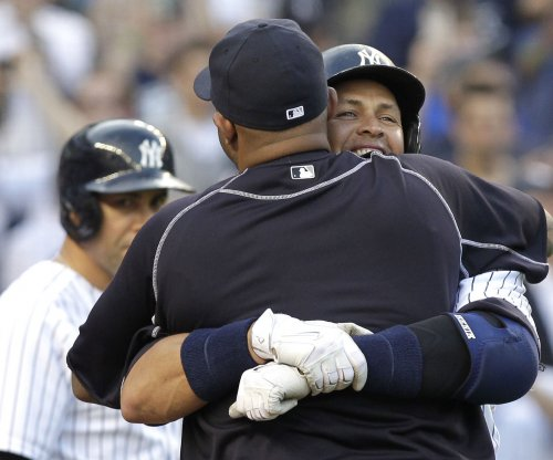 New York Yankees clinch wild-card berth with 4-1 victory