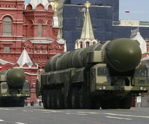 Russia test-fires Topol-M intercontinental ballistic missile