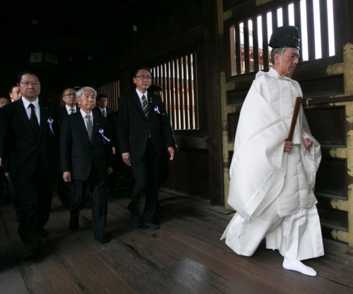 China slams Japanese politicians for Yasukuni Shrine visit