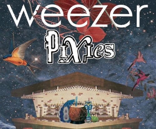 Weezer, Pixies come together for Summer 2018 tour