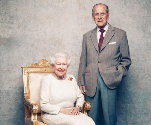 Queen Elizabeth, Prince Philip celebrate 70th wedding anniversary