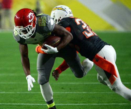 Jamaal Charles: Denver Broncos 'might as well' release me