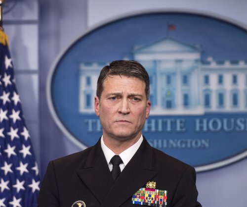 Document outlines allegations against Ronny Jackson