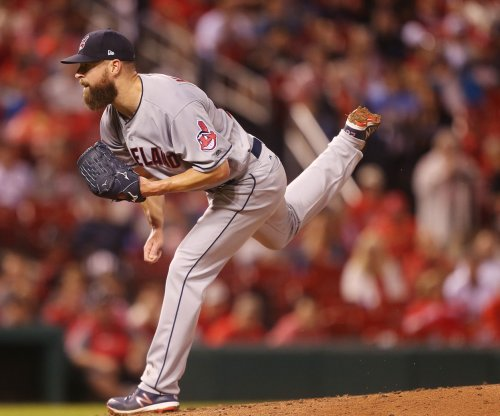 Indians, Corey Kluber hit rough patch entering series vs. Royals