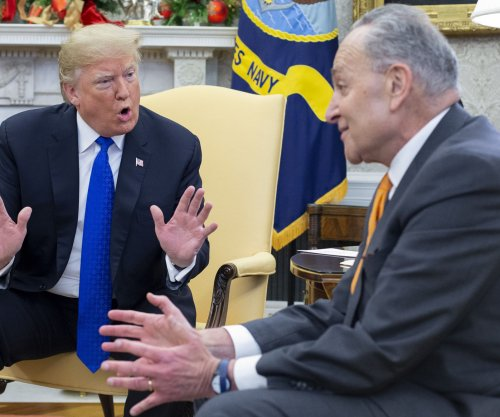 Trump 'proud' to shut down government in wall talks with Democrats