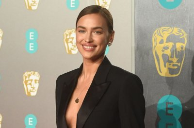 Irina Shayk says she strives to be herself as a mother