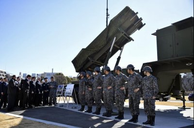 Japan publicly tests missile interceptor for first time in 6 years