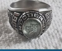 Class ring lost 32 years ago found for sale on eBay