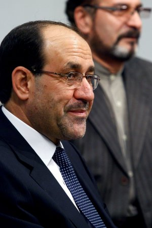 Kurd counters Maliki on risk of division
