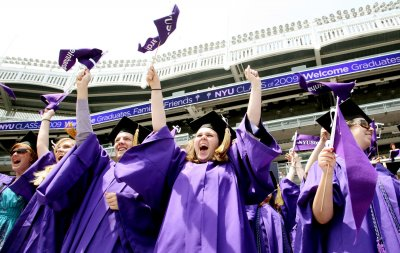 Job prospects looking up for college grads