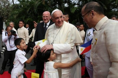 Pope casts eye on hot-button issues