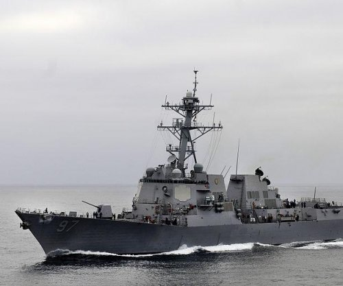 Steel cut for new U.S. Navy destroyer