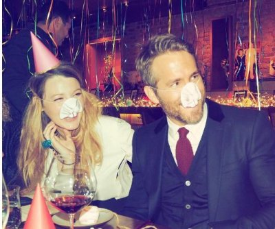 Blake Lively and Ryan Reynolds celebrate his 40th birthday at restaurant where they fell in love