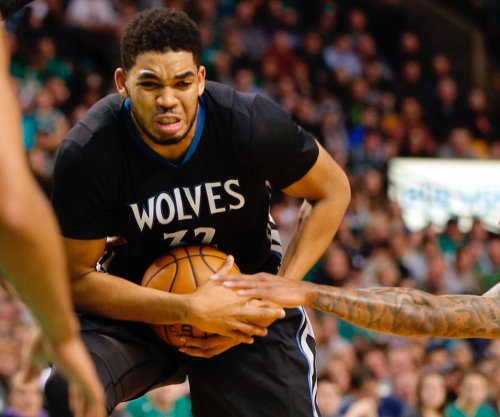 Karl-Anthony Towns' 'future is now' for Minnesota Timberwolves