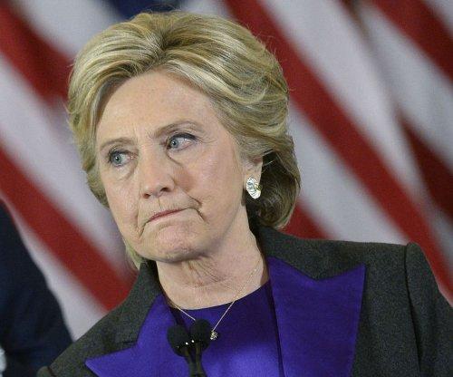 Hillary Clinton says it's fair to question legitimacy of Trump presidency