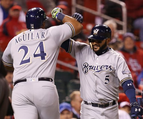 Milwaukee Brewers bounce back, blast Cincinnati Reds