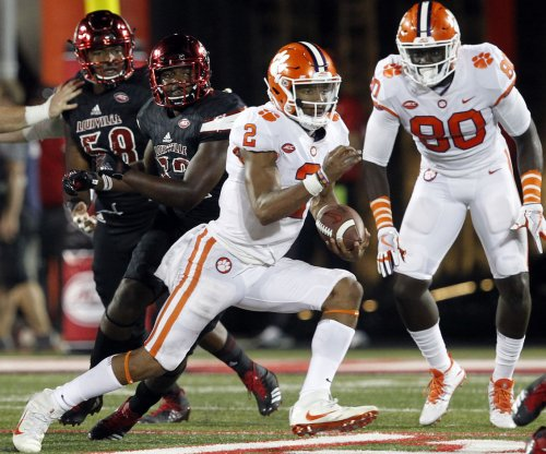 No. 2 Clemson dispatches Wake Forest