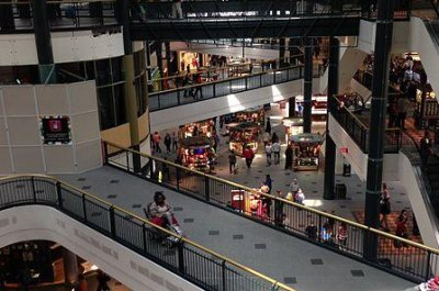 Boy, 5, thrown from mall balcony 'showing real signs of recovery'