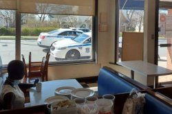 Police find reported COVID-19 violation was a mannequin
