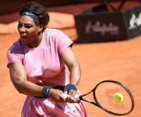 Serena Williams wins first match in more than three months