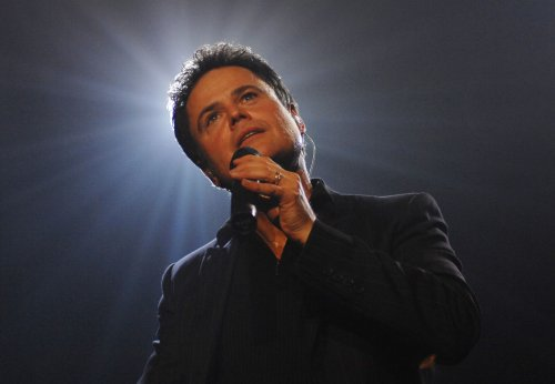 Osmond on 'cloud nine' after 'DWTS' win