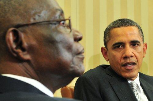 Ghanian President Mills dead at 68