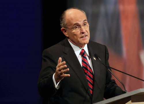 Giuliani had interest in electronic fence