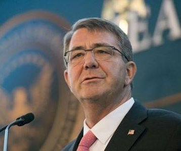 Pentagon chief Ash Carter abruptly fires his top aide over unspecified 'misconduct'