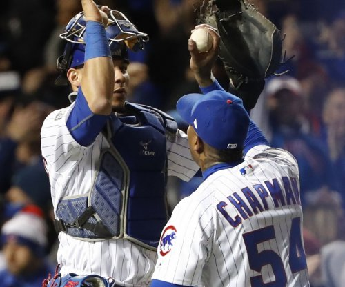 Aroldis Chapman, Chicago Cubs send World Series back to Cleveland