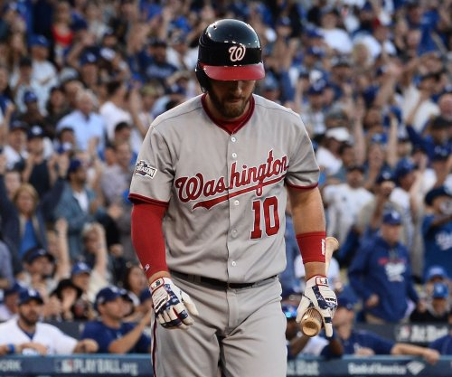 Washington Nationals bring back INF Stephen Drew