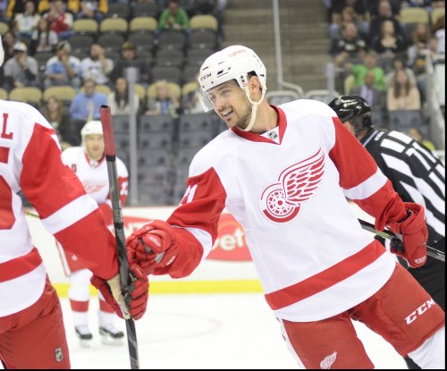 Detroit Red Wings sign Tomas Tatar to 4-year pact