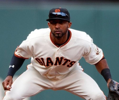 Boston Red Sox trade for Eduardo Nunez from San Francisco Giants during game