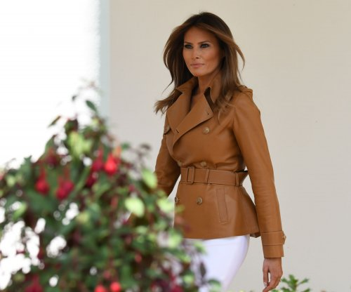 Melania Trump leaves hospital after kidney treatment