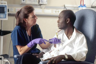 Black men with prostate cancer may live longer than white men