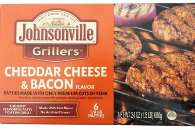 Contamination fear leads to Johnsonville patty recall