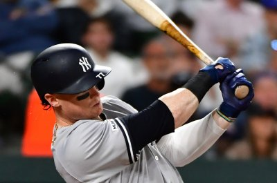 Yankees' Frazier surprised by minor-league demotion