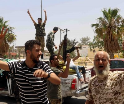 U.N.-backed Libyan government retakes Tarhuna; 106 bodies found in hospital